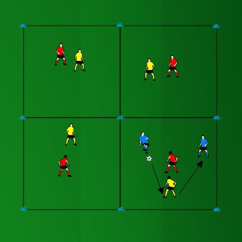 Soccer-Trainer Online, exercices animés et entrainement de ...